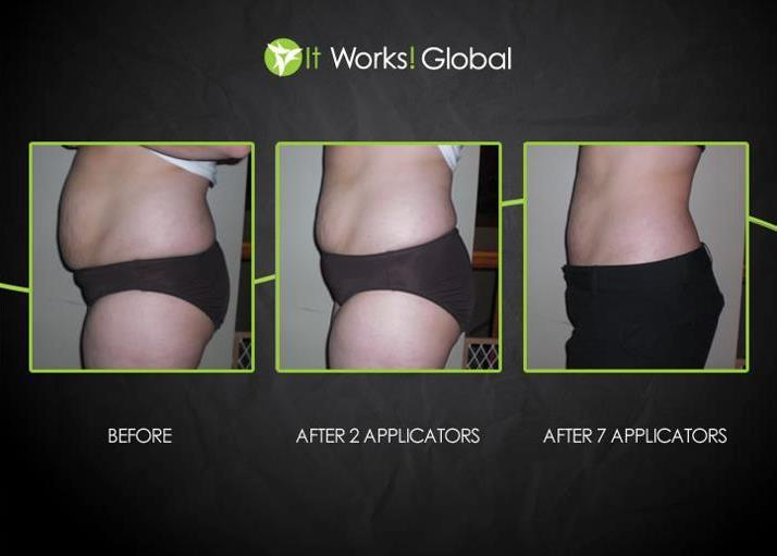 Do weight lose wraps work