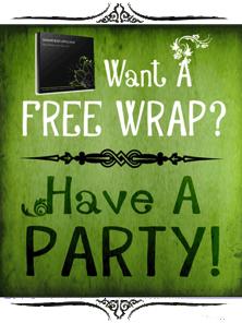 free wrap party
