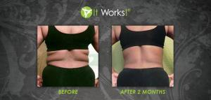 it works pic of back fat