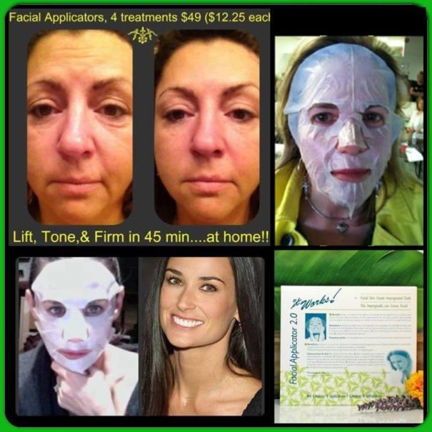 facial applicators