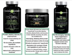 top 3 it works products by dr don